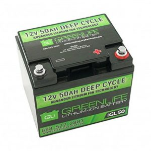 50A Lithium Battery