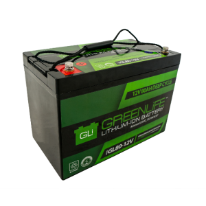 80Amp Lithium Battery