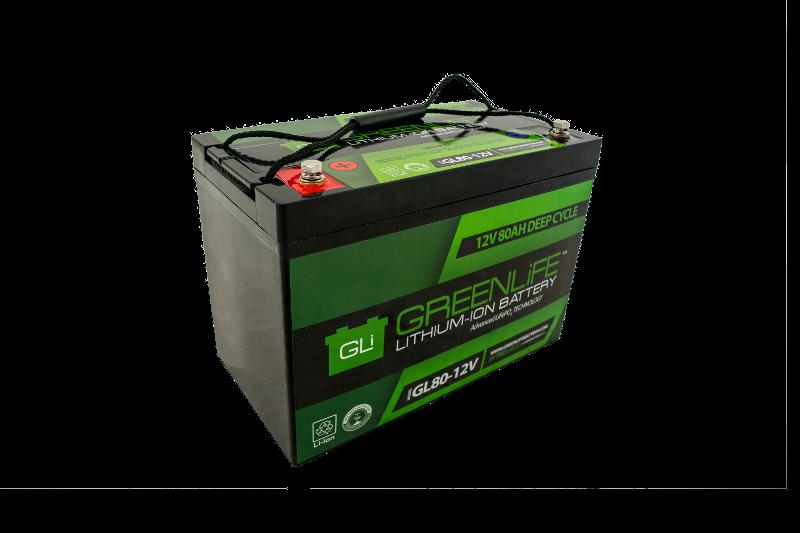 80Amp Lithium Battery