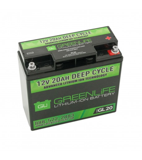 20A Lithium Battery